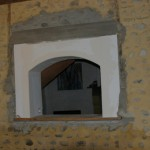cabinet vec ouverture mur
